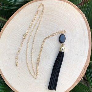 BOHO Diffuser Tassel Necklace